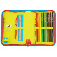 The World of David Walliams Ratburger Filled Pencil Case
