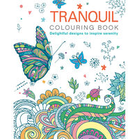 Tranquil Colouring Book