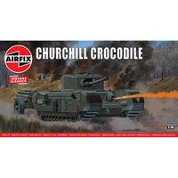 Airfix Churchill Crocodile 1:76 Model Set
