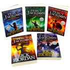 Percy Jackson: 5 Book Collection image number 3