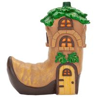 Secret Fairy Garden Boot House