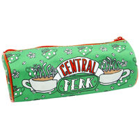 Friends Central Perk Barrel Pencil Case