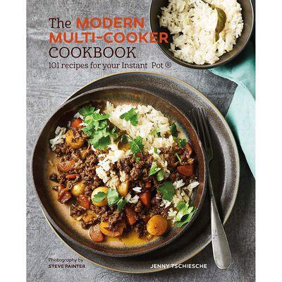 The Modern Multi Cooker Cookbook image number 1