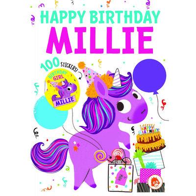 Happy Birthday Millie image number 1
