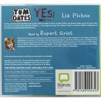 Tom Gates Yes No Maybe: MP3 CD