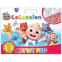 Cocomelon Artist Pad