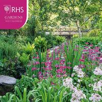 RHS Gardens 2022 Square Calendar