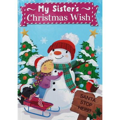 My Sister's Christmas Wish image number 1