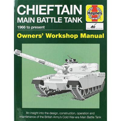 Haynes Chieftan Tank Manual - Owners Workshop Manual image number 1