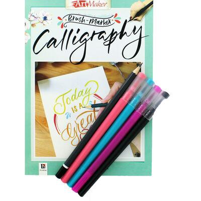 Brush-Marker Calligraphy image number 3