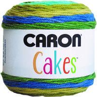 Caron Cakes Blueberry Kiwi Yarn - 200g
