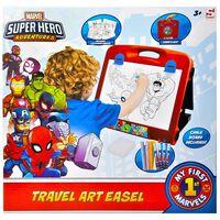 Marvel Super Hero Adventures: Travel Art Easel