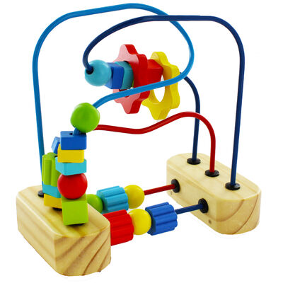 Wooden Bead Maze image number 3