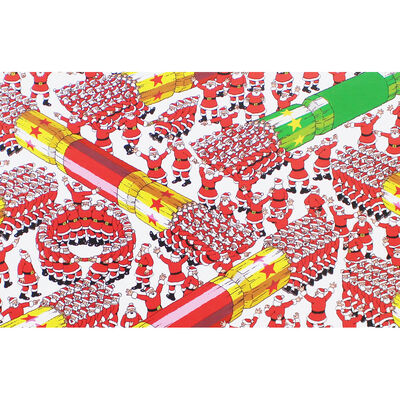 Where's Wally? Santas Christmas Cracker 250 Piece Jigsaw Puzzle image number 2