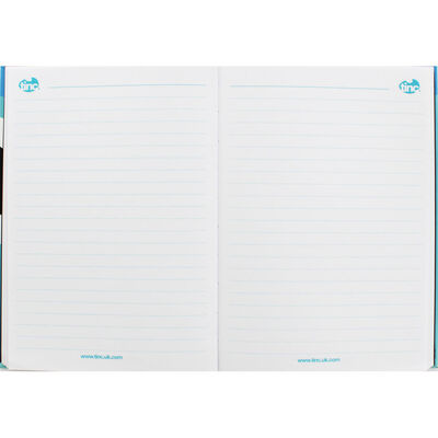Tinc A5 Blue Tonkin Lined Notebook image number 2