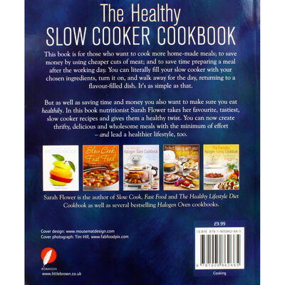 The Healthy Slow Cooker Cookbook image number 3
