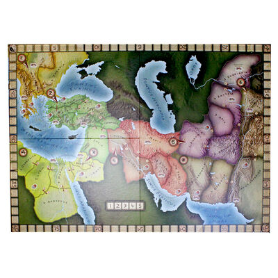 Alexander the Great Strategy Board Game image number 2
