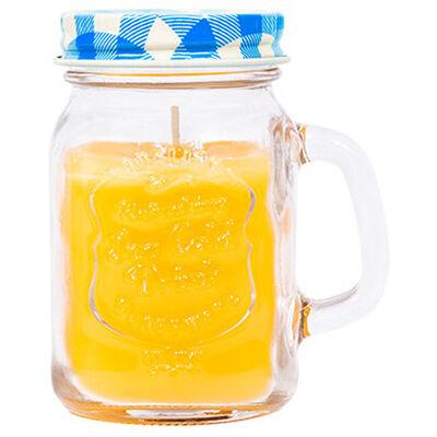 Citronella Candle Jar: Assorted image number 3