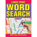 A4 Large Print Wordsearch image number 4
