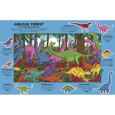 Where's The Dinosaur? image number 2