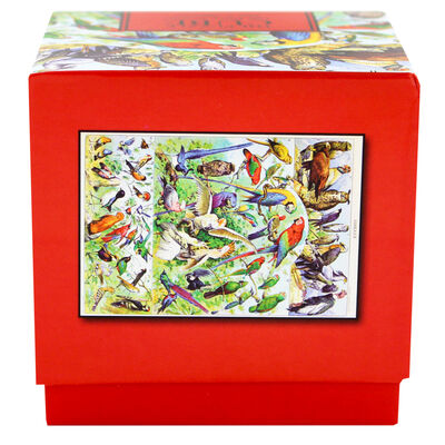 Birds 100 Piece Jigsaw Puzzle image number 4