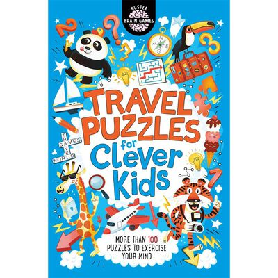 Travel Puzzles For Clever Kids image number 1