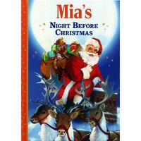 Mia's Night Before Christmas