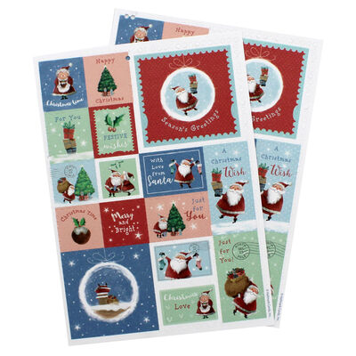 XMA20 A5 Postage Stamps 32pcs image number 2