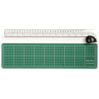 Ruler Trimmer with Cutter