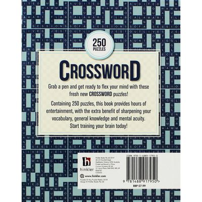Crosswords - 250 Puzzles image number 3