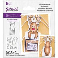 Gemini Stamp & Die Set: Fun Filled Christmas