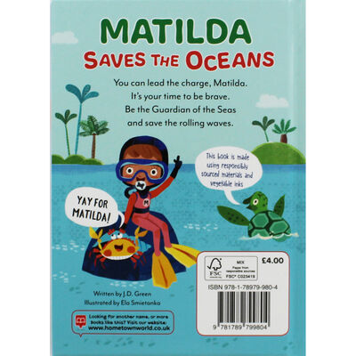 Matilda Saves The Oceans image number 2