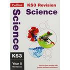 KS3 Science Year 8 Revision Workbook image number 1