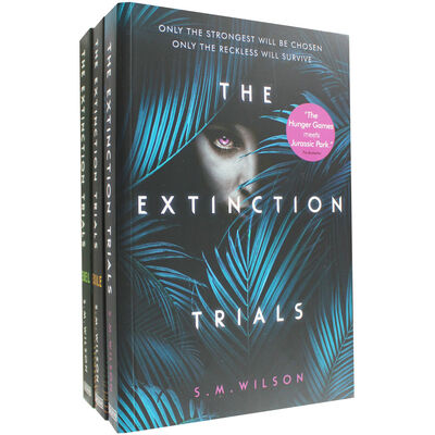 The Extinction Trials: 3 Book Collection image number 1