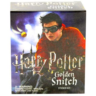 Harry Potter Golden Snitch Sticker Kit image number 2
