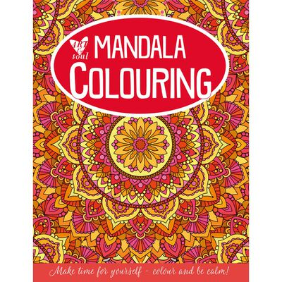 Mandala Colouring Book image number 1