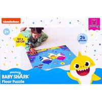 Baby Shark 24 Piece Floor Puzzle