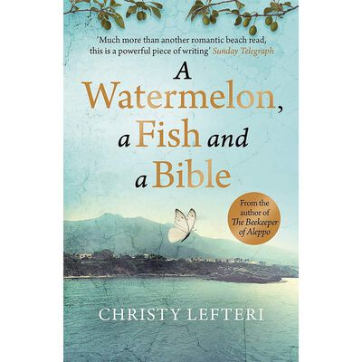 A Watermelon, a Fish and a Bible image number 1