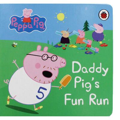 Peppa Pig: Daddy's Fun Run Story image number 1