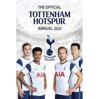 The Official Tottenham Hotspur Annual 2021
