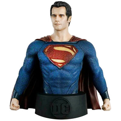 The Superman Bust: DC Comics Collector image number 1
