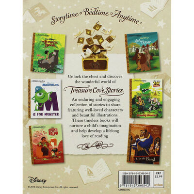 Walt Disneys Cinderellas Friends - A Treasure Cove Story image number 2