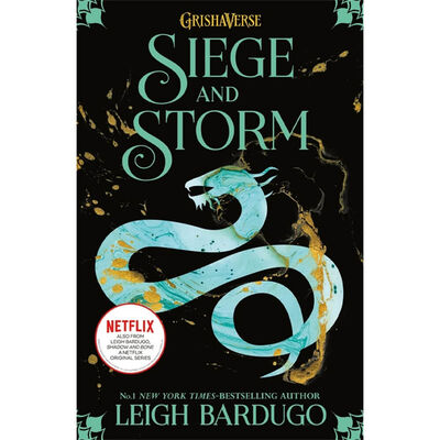 Shadow and Bone Trilogy: 3 Book Bundle image number 3
