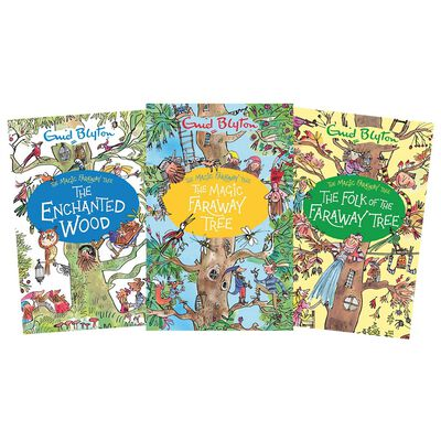 The Magic Faraway Tree Collection: 3 Book Box Set image number 2