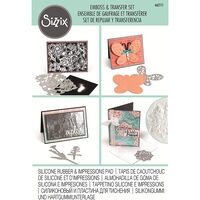 Sizzix Emboss and Transfer Set