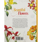 Beautiful Flowers Colouring Book image number 3