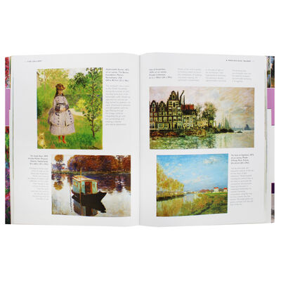 The Life and Works of Monet image number 2