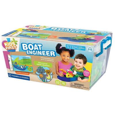 Kids First Boat Engineer Set image number 1