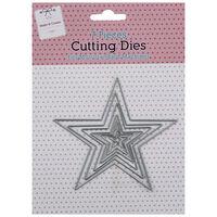 Star Metal Cutting Die Set