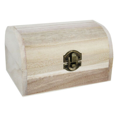 Wooden Chest image number 1